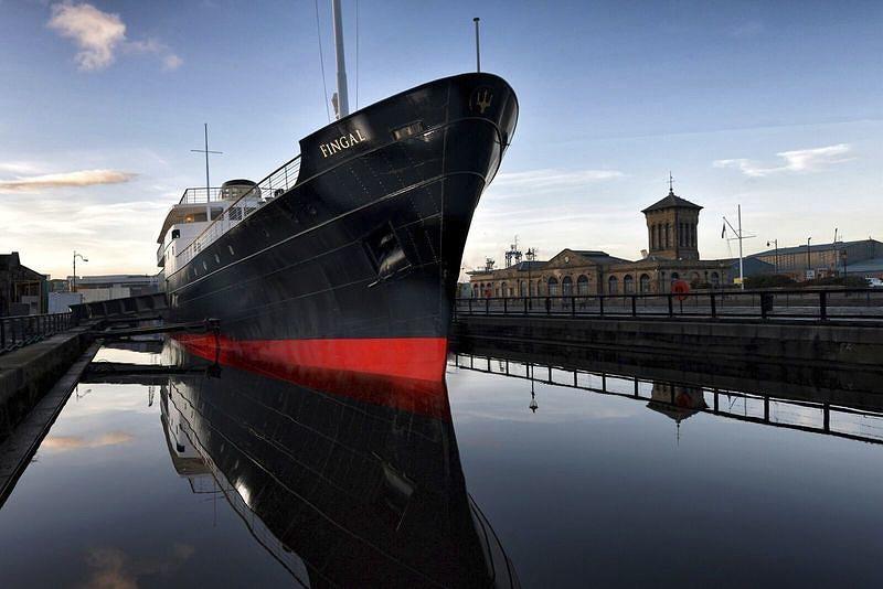 Royal Yacht Britannia, Edimburgo, Escócia