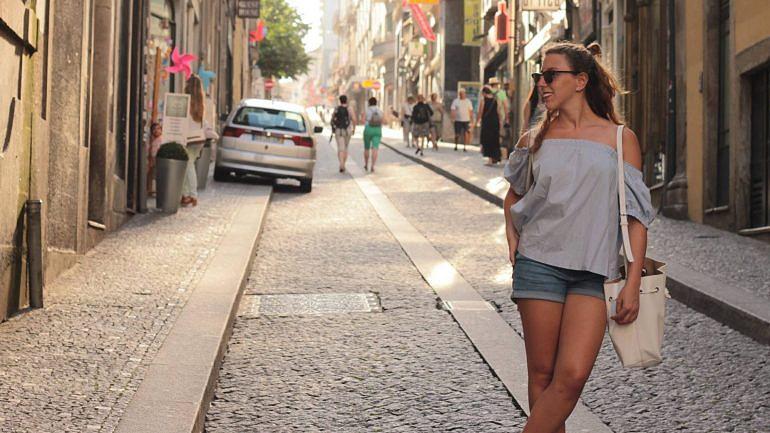 Mariana Botelho tem 27 anos e é jornalista. A preparação das marmitas semanais é um dos seus hábitos essenciais.