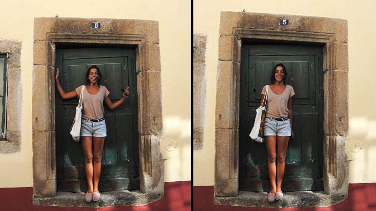 Catarina Pereira tem 29 anos e é designer. Dormir bem é uma das suas formas para evitar más escolhas.