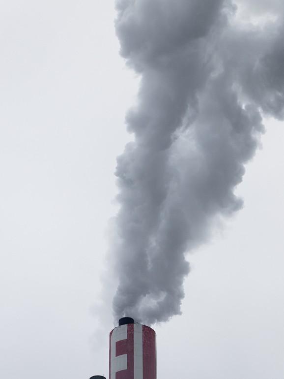 As emissões de CO2 para a atmosfera