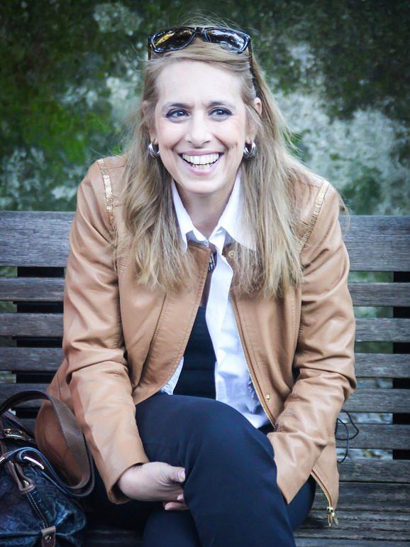 Luísa Fortes da Cunha tem 54 anos e é autora do blogue 'My Casual Brunch'. Prefere cozinhar sempre no forno.