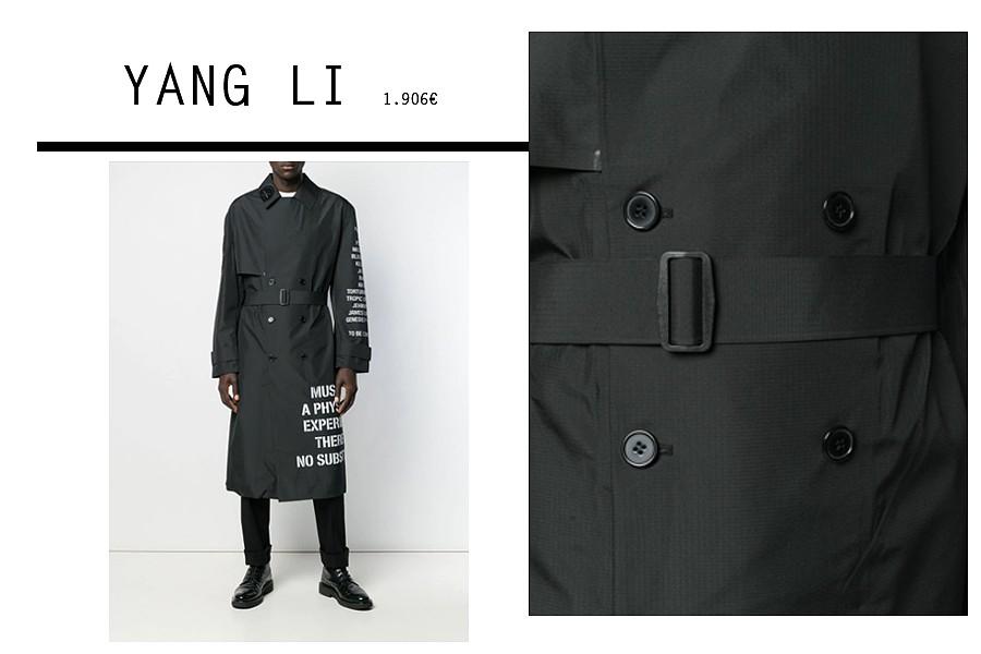 Trench coats para usar agora