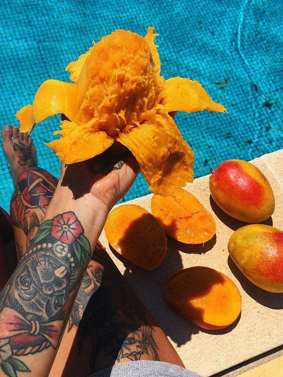 Vanessa José costuma partilhar as suas refeições no Instagram