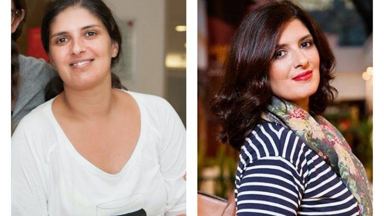 Maria João Seguro foi a vencedora do desafio que a acompanhou na perda de peso 'Quem quer ser Princesa', lançado por Catarina Beato, quando o blogue que mantinha ainda era 'Dieta das Princesas'.