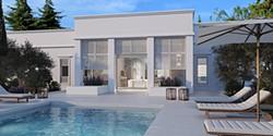 Villa Indigo. O novo alojamento com piscina exclusiva (e muito silêncio) em Moncarapacho, no Algarve
