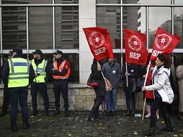 """Adesão de """"60 a 70%"""" na greve dos enfermeiros do hospital de Santarém"""