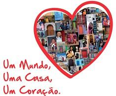'Um Mundo, um Lar, um Coração'