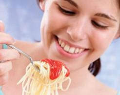 Para comer bem e não engordar