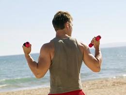 Definir os músculos