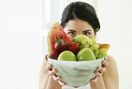 A fruta é tão boa como a pintam?