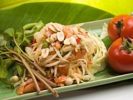 Chef de comida tailandesa por um dia