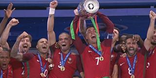 Cristiano Ronaldo é o principal favorito para melhor marcador do Euro2020, estima Solverde