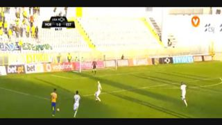 Estoril, Golo, Rebocho (p.b), 85m, 1-1