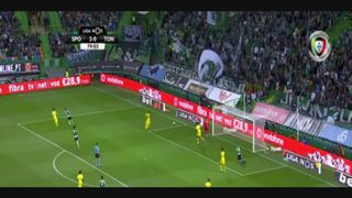 Sporting CP, Jogada, Bas Dost, 79m