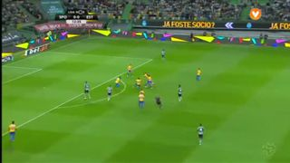Sporting, Golo, Bas Dost, 13m, 1-0