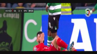 Sporting CP, Caso, Doumbia (VAR), 93m