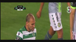 Sporting CP, Jogada, Bas Dost, 72m