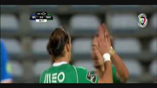 Rio Ave FC, Golo, Guedes, 37m, 0-1