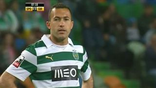 Sporting, Jogada, Jefferson, 8m