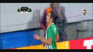 Rio Ave FC, Golo, Guedes, 86m, 0-2