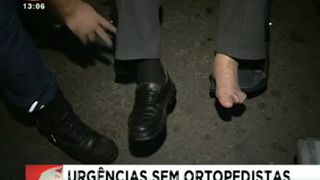 Hospital da Guarda sem ortopedistas na urgência