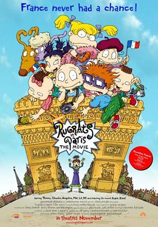 Rugrats em Paris – O Filme