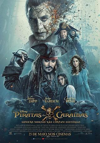 Resultado de imagem para pirata das caraibas homens mortos nao contam historias