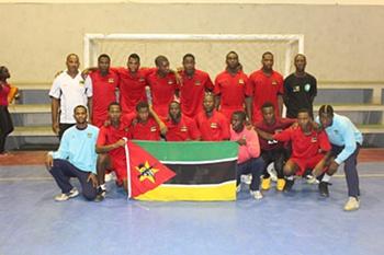 Andebol: Seleções de Moçambique