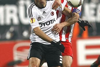 LE: Besiktas - Atl Madrid