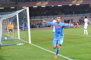 LE: Nápoles - FC Porto 2014