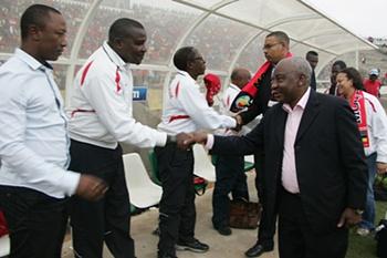 Moçambique-Angola: CHAN