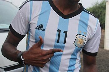Cabo Verde parou para ver final do Mundial2014