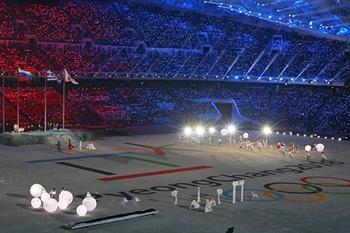 Sochi2014: A cerimónia de encerramento
