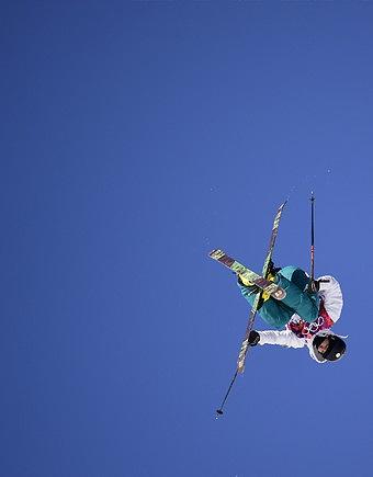 A loucura dos saltos em Sochi
