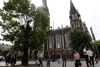 Catedral de Lviv