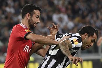 LE: Juventus-Benfica 13/14
