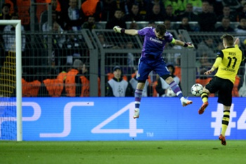 Borussia Dortmund - Real Madrid: Champions 13/14