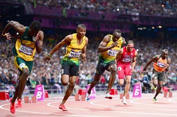 Bolt, mais rápido do que ele não há