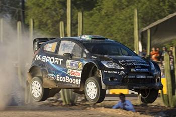 WRC: Rali do México 2014