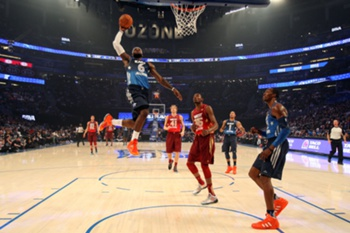 NBA All Star Game 2012