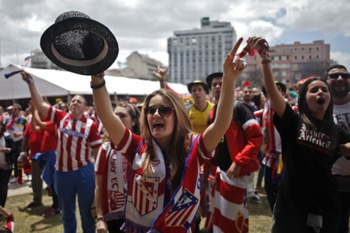 Liga dos Campeões: Madrid invade Lisboa