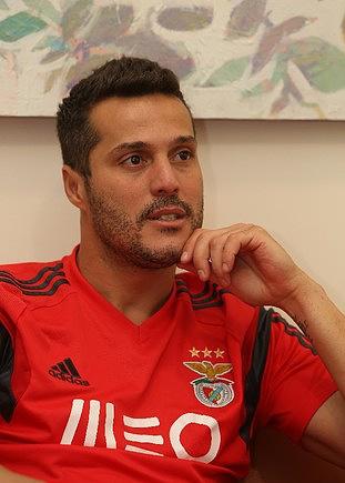 Júlio César reforça Benfica