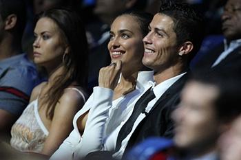 Os casais mais sexy do futebol