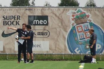 FC Porto regressou ao trabalho com várias ausências