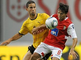 Braga pouco inspirador só dá empate