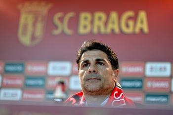 Jorge Paixão quer Braga a encurtar distância para Nacional