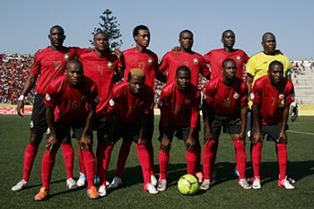 Mambas goleiam Seycheles em partida do CAN-Interno