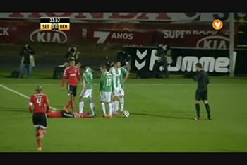Lances Vit.Setúbal-Benfica