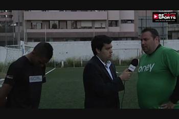 ARLLOUFIL VS ONEY - FALSH INTERVIEW MÁRIO SILVA E IVO