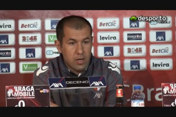 TL: Gil Vicente - Braga 11/12